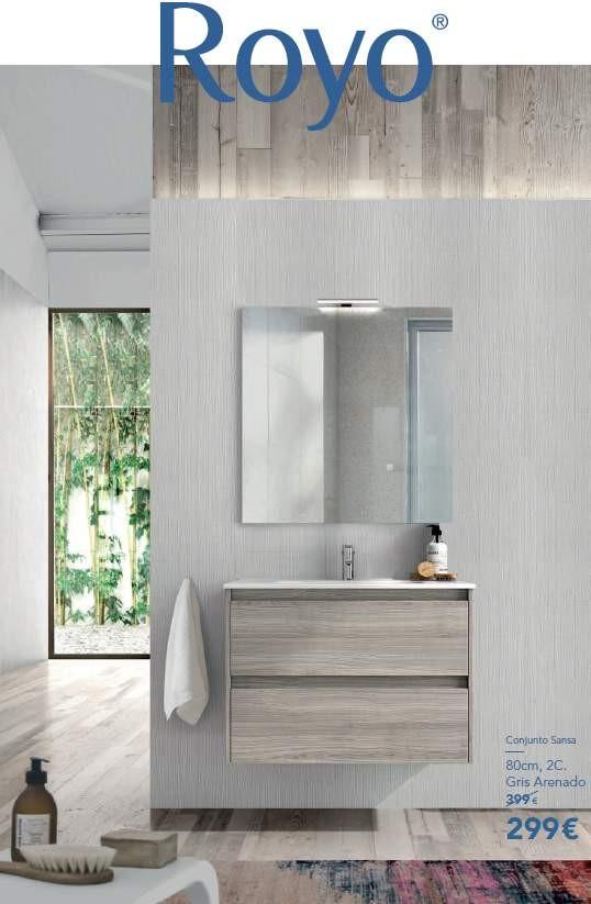 Muebles de baño Royo Spain